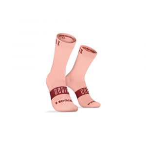 CALCETINES UNISEX GOBIK PURE PALE PINK